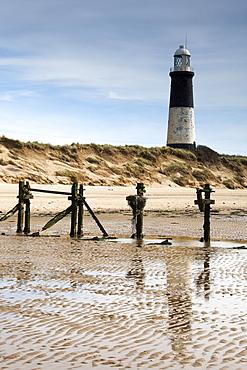 Lighthouse, Humberside, England