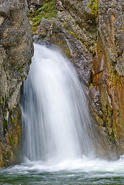 Cat Creek Falls, Kananaskis, Alberta