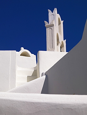 Greek Architecture, Santorini, Greece