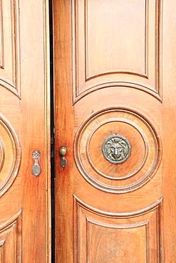 Slane, Ireland, A Door To Slane Castle