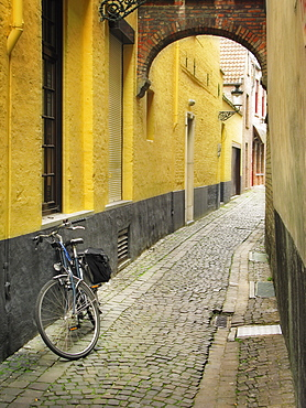 Bicycle, Ghent, Belgium