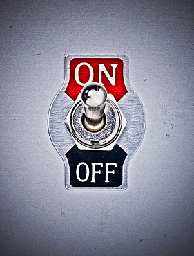 On And Off Switch, Boston, Massachusetts, United States Of America