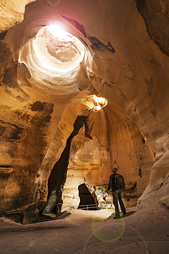 Bell Caves At Beit Guvrin, Israel