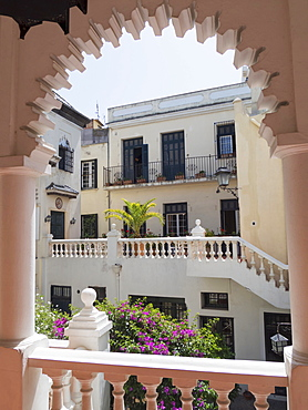 Tangier Medina American Legation, Tangier, Morocco