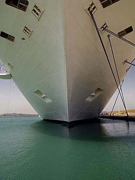 Ships Hull, Venice, Italy