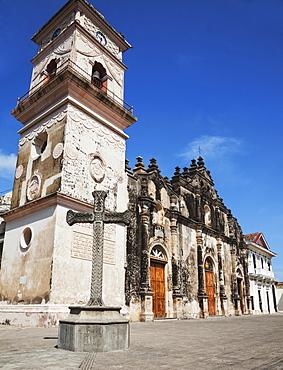 Iglesia De La Merced Cathedral, Granada, Nicaragua