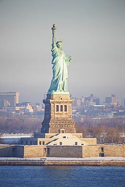Statue Of Liberty, Manhattan, New York, United States Of America