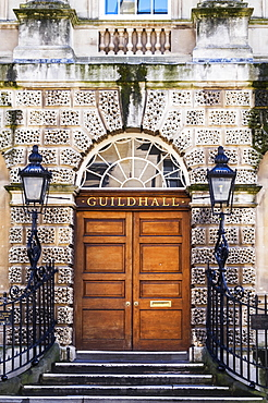 The Guildhall, Bath, Somerset, England