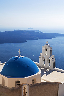 St. Gerasimos Church, Firostefani, Santorini, Greece