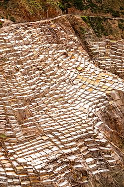 Maras Salt Flats, Sacred Valley, Cuzco Province, Peru