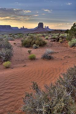 Kayenta, Monument Valley, Arizona, Usa