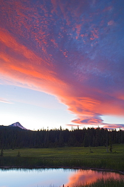 Mount Hood National Forest, Oregon, Usa