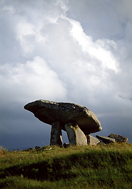 Kilclooney Dolmen; County Donegal, Ireland