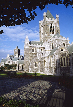 St. Patrick's Cathedral; Dublin, Ireland