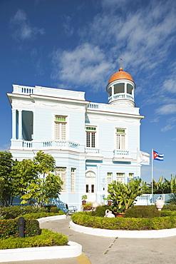 Palacio Azul (Blue Palace); Cienfuegos, Cuba