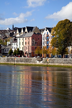 River Lee Waterfront; Cork City, County Cork, Ireland