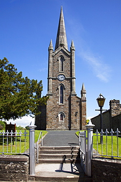 Exterior Of Church; Donegal Town, County Donegal, Ireland