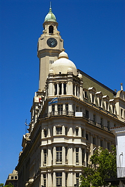 Low angle view of a building, Buenos Aires, Argentina