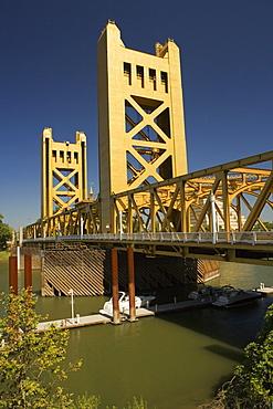 Low angle view of a bridge