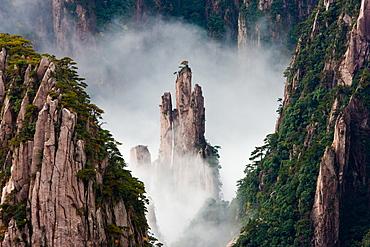Huang Shan, Anhui Province, China, Huang Shan, Anhui Province, China