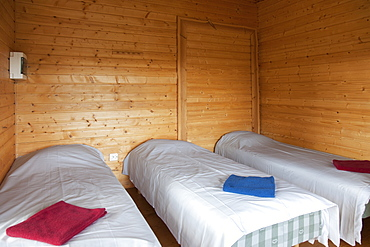 Beds at a Holiday Resort, Estonia