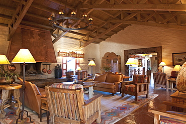 Southwestern Style Great Room, Wickenburg, Arizona, United States of America