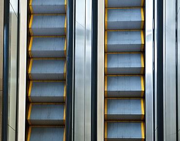 Escalators, Phoenix, Arizona, United States of America