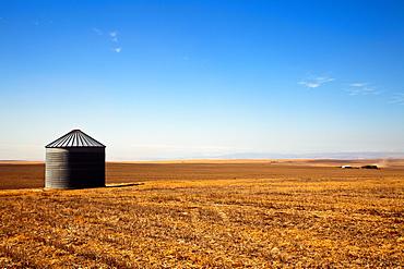Grain Silo, Oregon, United States of America