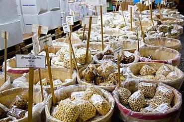Baskets of Produce, New York City, New York, United States of America