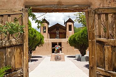 El Santuario de Chimayo, Chimayo, New Mexico, United States of America