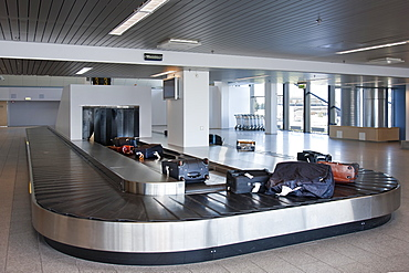 Airport Baggage Claim, Estonia
