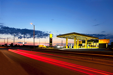 Estonian Gas Station, Estonia