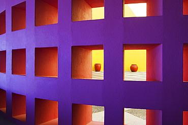 Modern Interior Wall, San Jose Los Cabos, Baja California, Mexico
