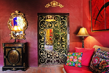 Luxurious Interior Motif, Todos Santos, Baja California, Mexico
