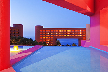Modern Buildings and Architecture, San Jose los Cabos, Baja California, Mexico