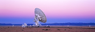 Very Large Array Radio Telescope, New Mexico, United States of America