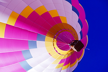 Hot Air Balloon, Plano, Texas, United States of America