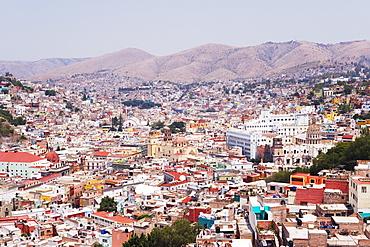 Colonial City of Guanajuato, Guanajuato, Mexico