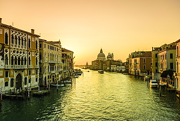 Buildings along canal in Venice, Italy, Venice, Italy