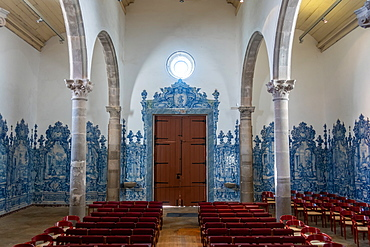 The Igreja da Misericordia (Church of Mercy) in Tavira is considered to be one of the best examples of Renaissance architecture on The Algarve Portugal.