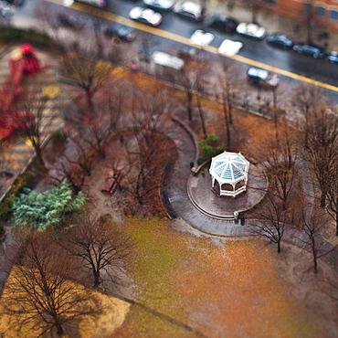 Urban Park, New York City, New York, United States of America