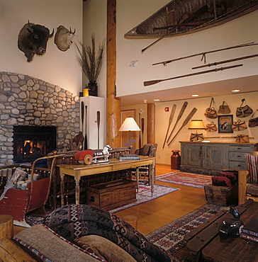 Rustic Lodge, United States of America
