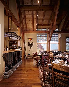 Rustic Restaurant, United States of America
