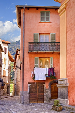 Urban French Streetscape, Alpes Maritimes, France, Europe