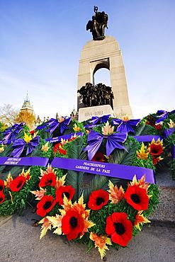 Memorial Landmark, Ottawa, Ontario, Canada