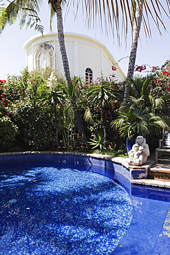 Luxury Pool at the Hotel California, Todos Santos, Baja California, Mexico