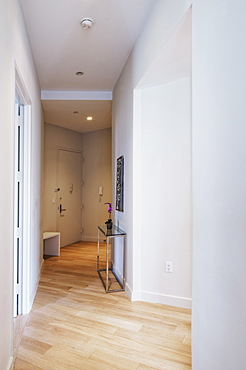 Hallway of modern house