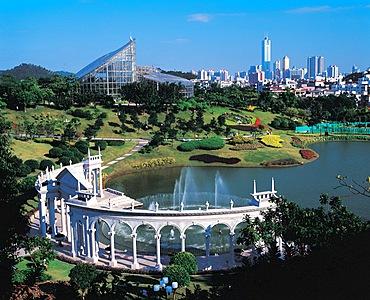 Yuntai Garden, Guangzhou