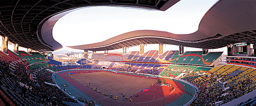 Olympic Stadium, Guangzhou