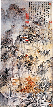 Ancient painting from Ming